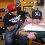 Зачем мужчинам татуировки