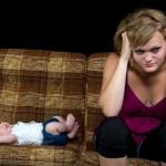 Почему случается послеродовая депрессия