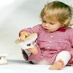 Что надо учитывать при выборе обуви для малыша