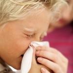 Самые распространенные новогодние аллергии у детей