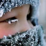 Защищаем кожу ребенка от перемерзания