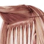 Наращивание волос:
