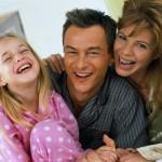 Новый муж и ребенок: существует ли проблема?