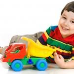 Учим ребенка играть самостоятельно