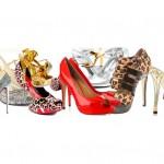 Выбираем обувь к новогодней вечеринке