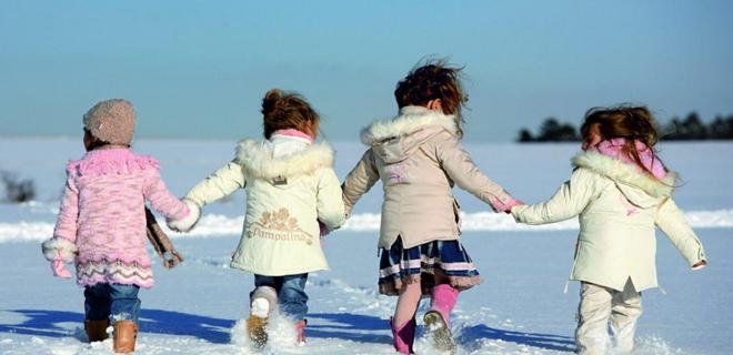Зимняя одежда: особенности