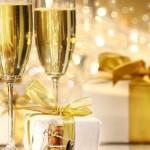 Популярные новогодние алкогольные напитки