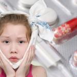 Ваш ребенок заболел свинкой: как проявляется и лечится