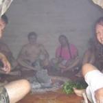 Что собой представляет индейская баня