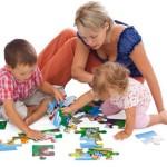 Пазлы и составные картинки: роль в развитии ребенка