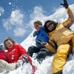 Самые рекомендуемые зимние виды спорта