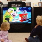 Дистанция между ребенком и телевизором: почему