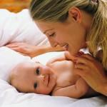 Развитие младенца в первый месяц жизни