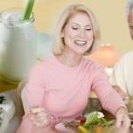 Витамины в рационе пожилых людей