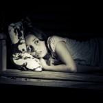 Если ребенок боится темноты