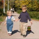Воспитание детей с небольшой разницей в возрасте