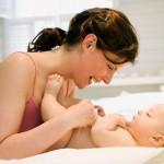 Профилактический массаж для младенца