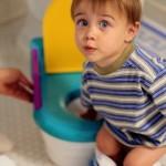 Как приучить ребенка к взрослому туалету