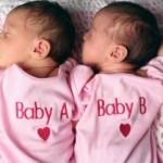 Как одевать близнецов