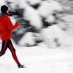 Как тренироваться зимой