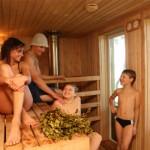 Полезны ли детям бани и сауны
