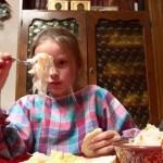 Стоит ли ребенка учить поститься