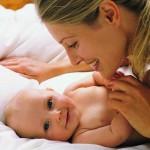 Массаж и гимнастика для грудничка до 6 месяцев