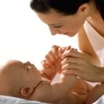 Массаж и гимнастика для грудничка от 6 до 12 месяцев