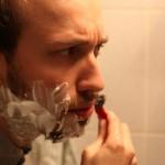 Порезы после бритья: как помочь
