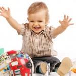 Развиваем моторику ребенка