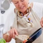 Как питанием предупредить преждевременную старость