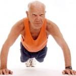 Физические упражнения для пожилых по Амосову