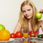 Похудение при помощи правильного питания