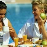 Похудение снижает интенсивность приливов во время менопаузы
