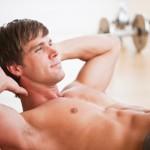 Мужской пресс: показан комплекс упражнений