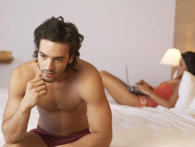 Сексуальный спад у мужчин