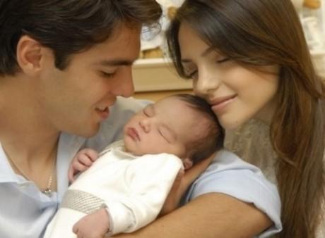 Папа,мама и малыш