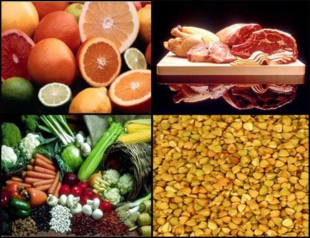 Продукты сбалансированного питания