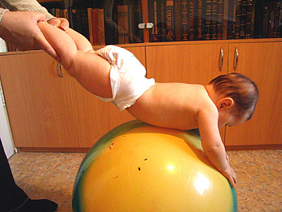 Раннее развитие малыша