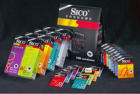 Разнообразие презервативов