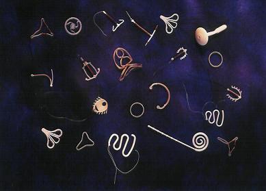 Разновидности спиралей