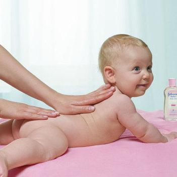 Уход за кожей малыша
