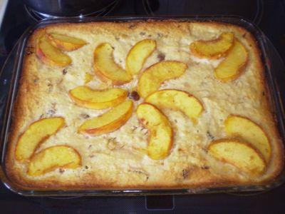 Запеканка картофельная с яблоками
