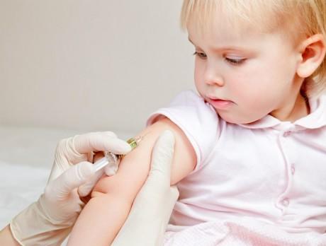 Детская прививка