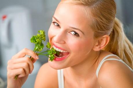 Как контролировать астму рациональным питанием