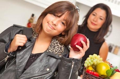 Как подростку избавиться от лишнего веса