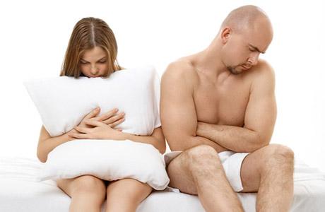 Снижение сексвлечения у женщин