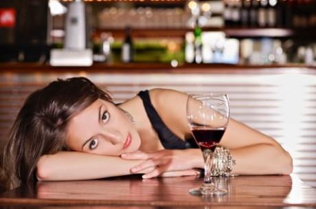 Вся правда о женском алкоголизме