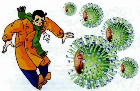 История развития гриппа