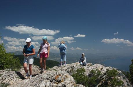 Чистый горный воздух – одно из главных преимуществ отдыха в горах